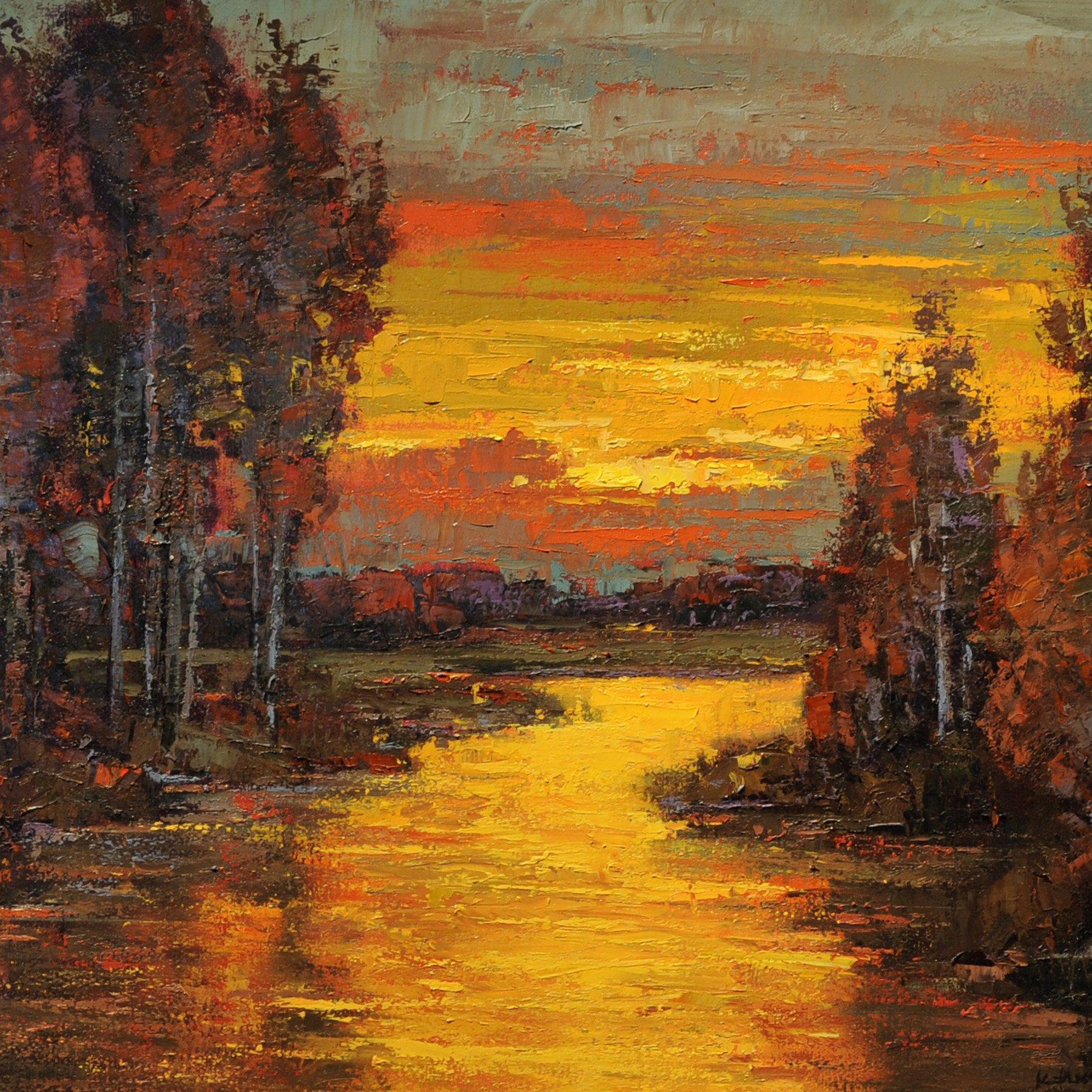 Allen Lund_ Sunset Serenity