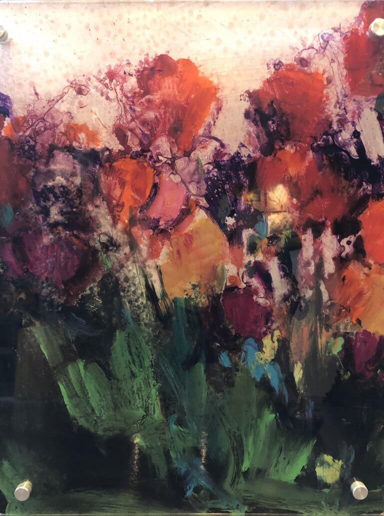 Glass Tulips 2