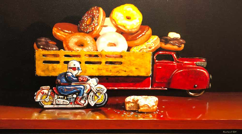 Stop For Donuts