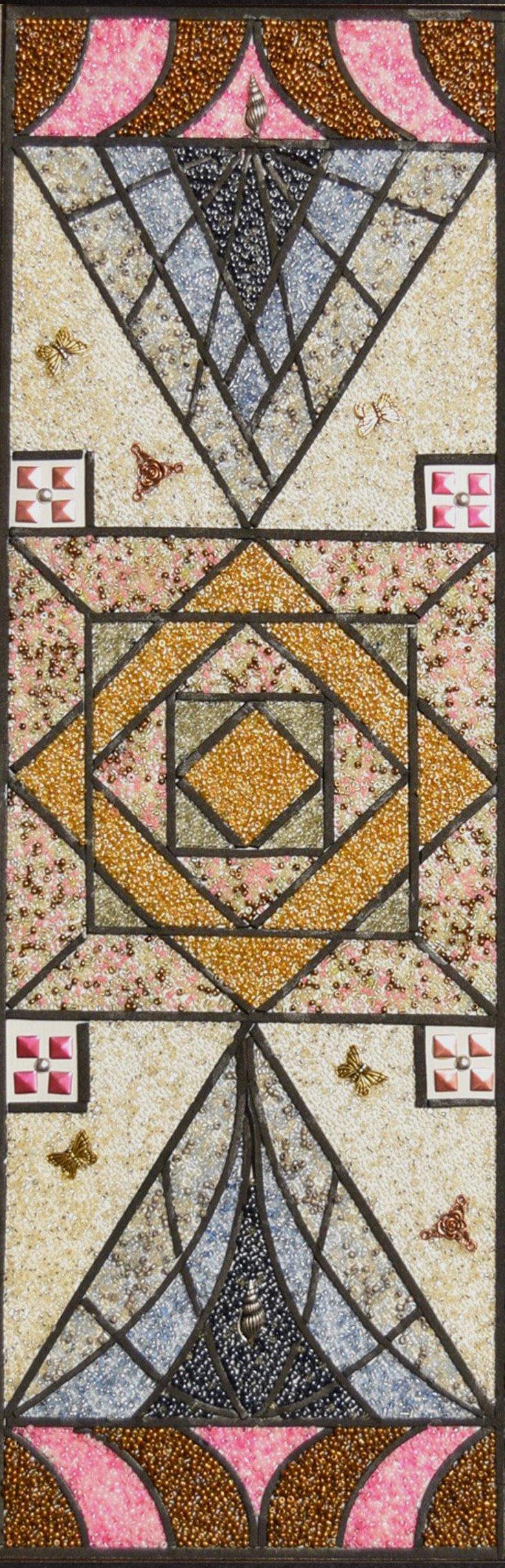 Deco 2 Glass Mosaic